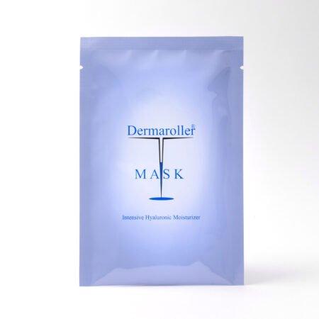Dermaroller Mask 1 stk er en intens fugtgivende maske