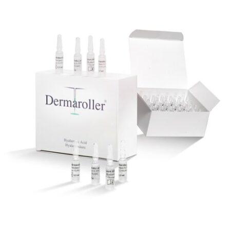 Dermaroller, Hyaluronic Acid ampuller 30 stk