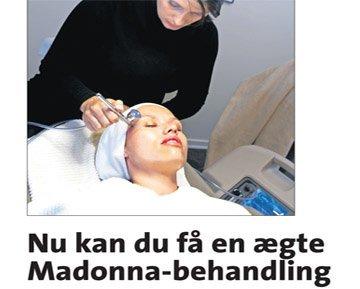 Ægte Madonna-behandling