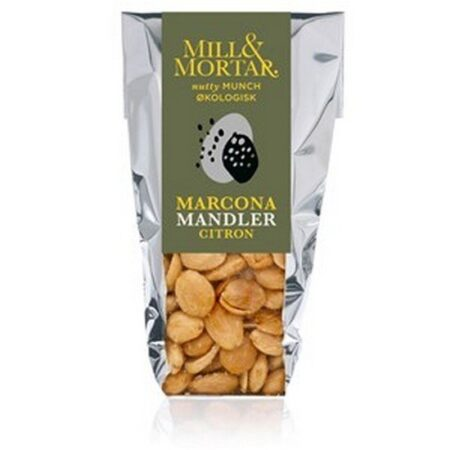 Mill og Mortar - Marcona mandler med citron