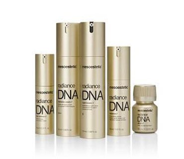 Radiance DNA produkter fra Mesoestetic