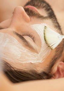Men's room - Ansigtsbehandlinger til mænd