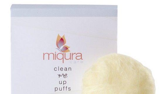 Miqura - Clean Me Up Puffs
