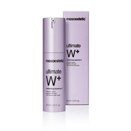 Ultimate W+ Whitening Essence er en serum med lysende effekt