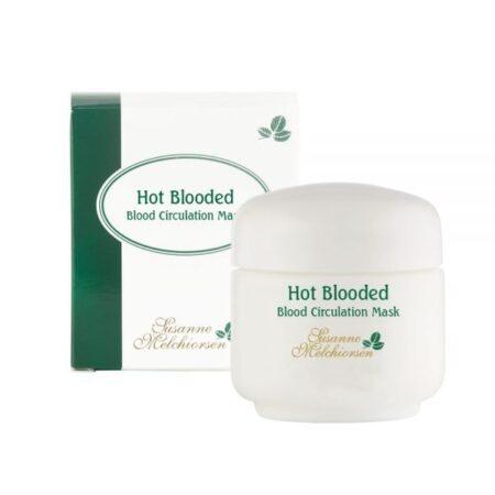 Hot Blooded er en blodcirkulations maske