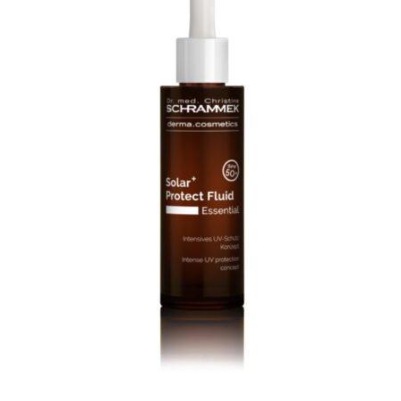Solar+ Protect Fluid er en intensiv UV beskyttelse med SPF 50+
