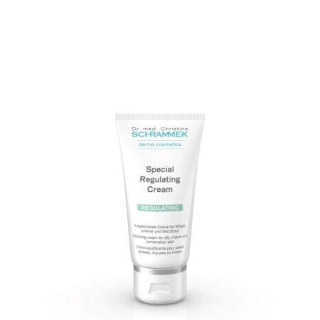 Special Regulating Cream er en special creme til kombineret, fedtet og uren hud