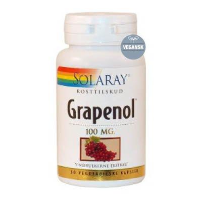 grapenol - solaray