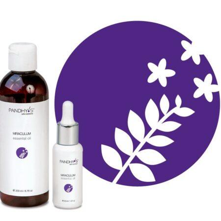 Miraculum Essential Oil er en olie til irriteret hud