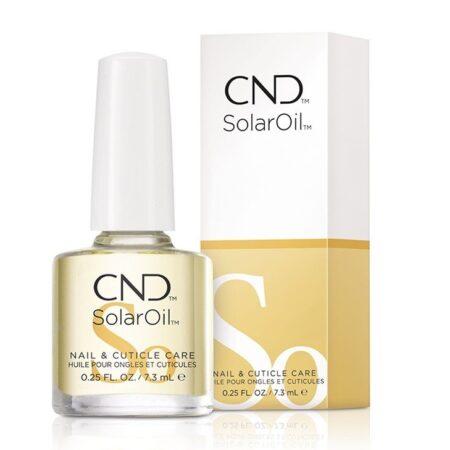 SolarOil er en negle olie fra CND