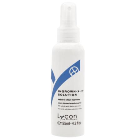Ingrown X-It med Salicylsyre og Mælkesyre, er et unikt produkt der effektivt forebygger og modvirker indgroede hår, både ved barbering og ved voksning