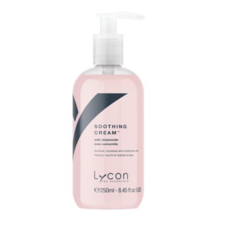 Soothing Cream er en effektiv og dybdevirkende kropscreme med Sheasmør, Rose og Kamille,